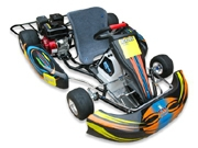 Road Rat Racer 200cc XR Go Kart