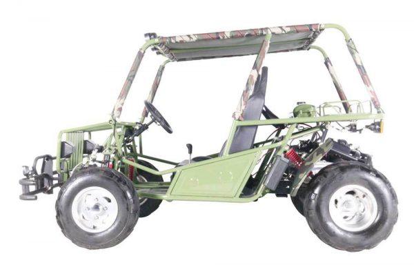 Kandi 150cc 2-Seater Go Kart (KD-150GKH-2)