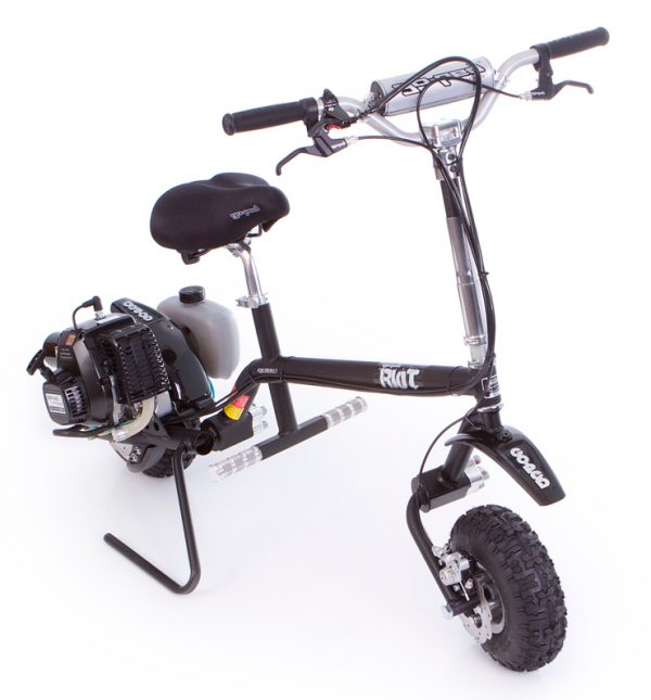 Go-Ped RIOT 46CC Gas Scooter