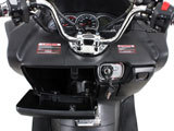 250cc Deluxe Touring MC-D300D  FREE Trunk