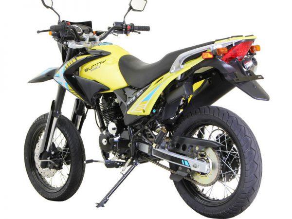 250cc Enduro full size Manual DB-D250RTE-B