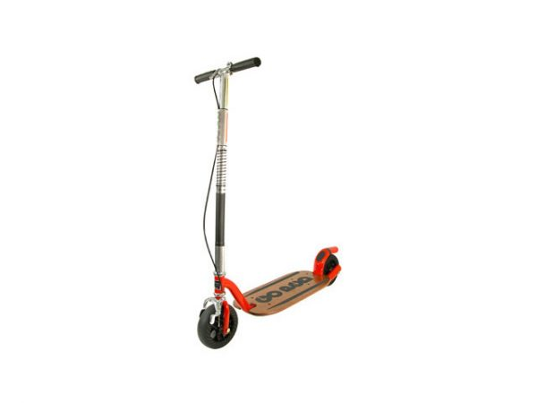 Go-Ped Patmont Motor Werks KN001R Go-Ped Know-Ped Kick Push Scooter - Red