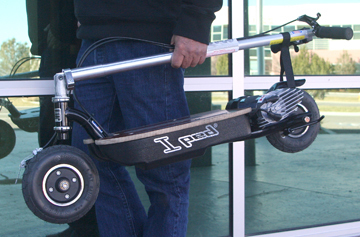 GoPed iPed 2 DC-8 Electric Scooter