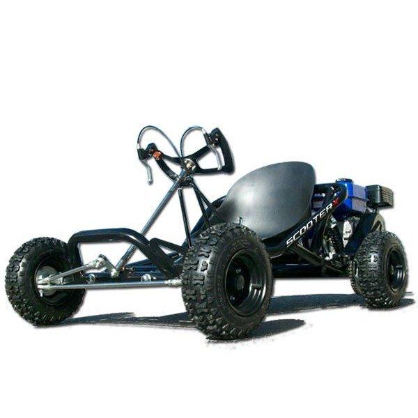 ScooterX Sport kart 6.5hp Off Road Go Kart