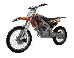 X-Moto XTR125