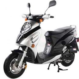 50cc 4 stroke MC_CY50A gas scooter