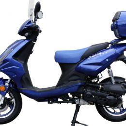 50cc 4 stroke MC_JL6A gas scooter