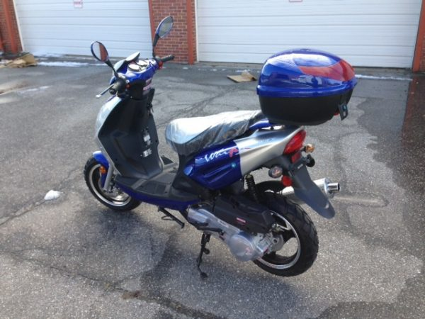 150cc Jonway Raptor YY150T-28