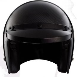 RM-68 - DOT Carbon Fiber 3/4 Motorcycle Helmet