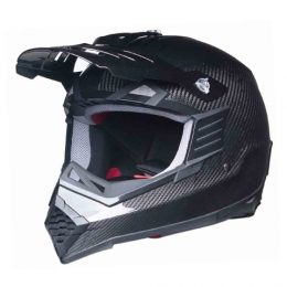DOT ATV Dirt Bike MX Carbon Fiber Motorcycle Helmet