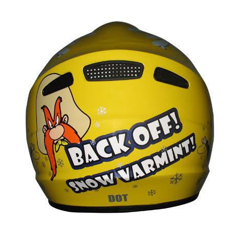 DOT ATV Dirt Bike MX Kids Back Off Motorcycle Helmet