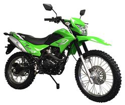 250cc Hawk Enduro Motorcycle1