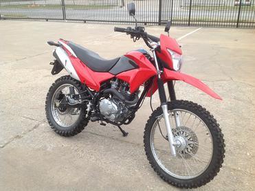 250cc Hawk Enduro Motorcycle My Go Karts