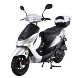 50cc Campus Cruiser Mopeds