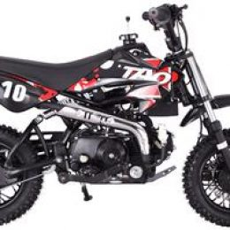 Small 110cc Kids Dirt Bike 4