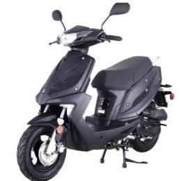 Transformer 50cc Mopeds