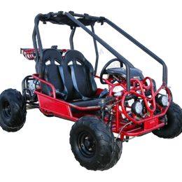Kandi 125GKG-metalic-red